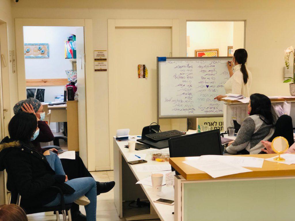 יצירת סיפור הצלחה בעזרת למידה מהצלחות משרד צוות סיעוד